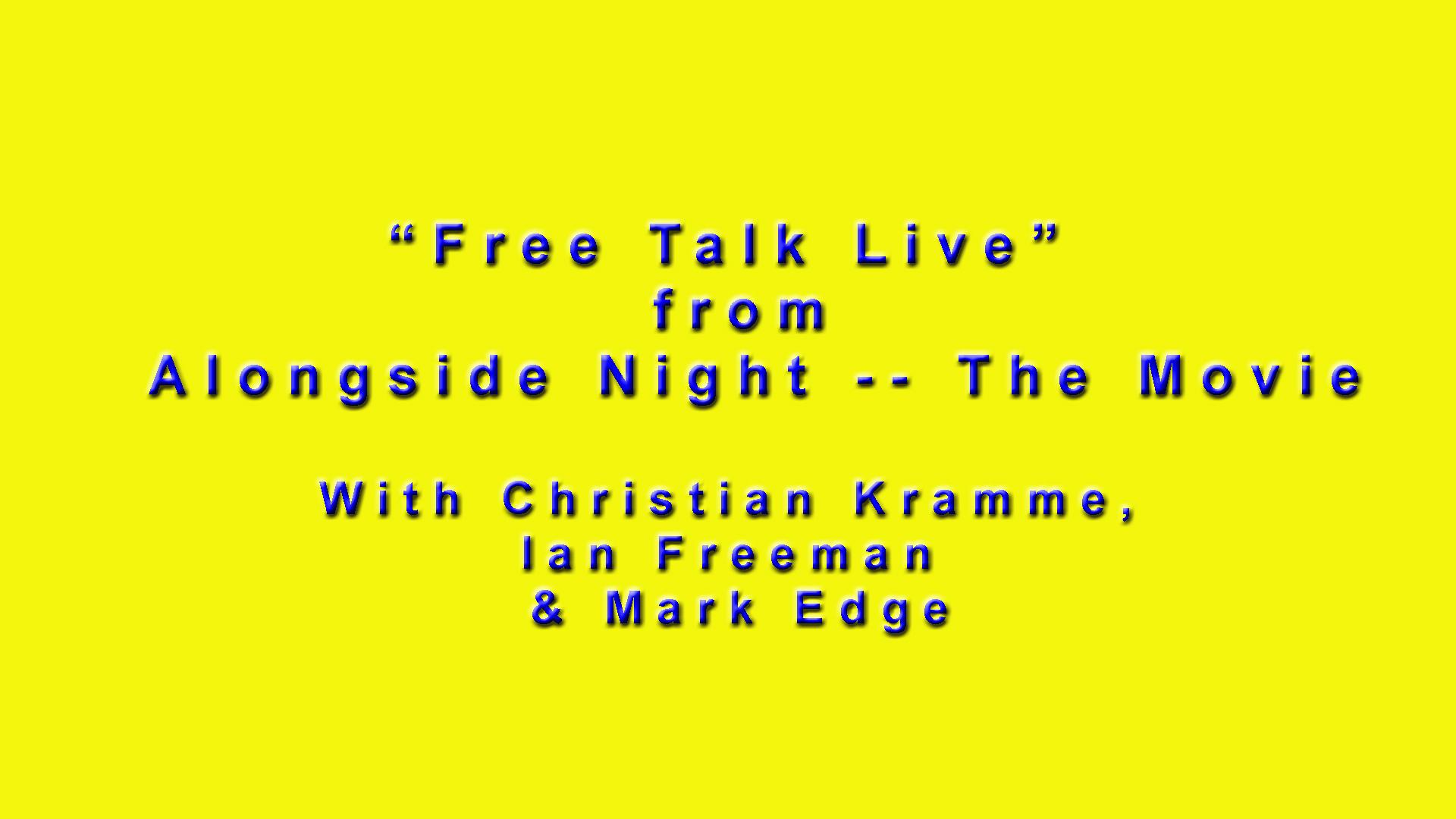 Free Talk Live Card