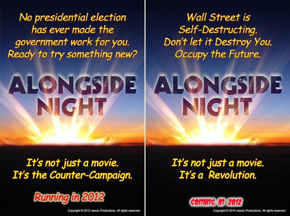 Alongside Night Movie Posters