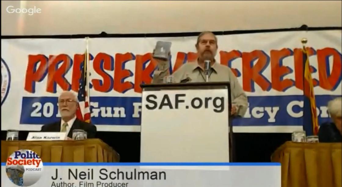 J. Neil Schulman at GRPC 2015