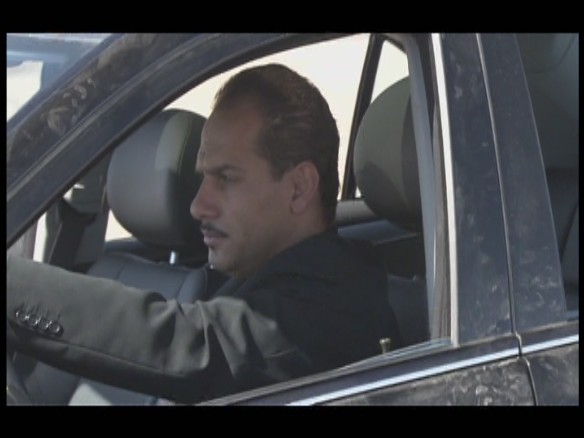 Said Faraj as Gamal Hosny in Lady Magdalene's